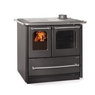 Cuisinière à bois en fonte - LA NORDICA Sovrana Easy Evo 2.0 8.3 kW