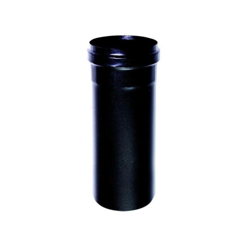 Elément télescopique 0.25 m acier noir