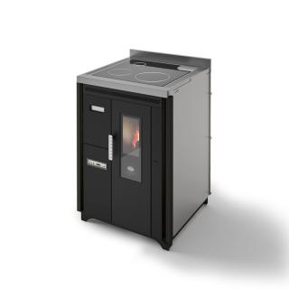 EVACALOR Nina 7.5 Kw (version encastrable et plaque vitrocéramique)