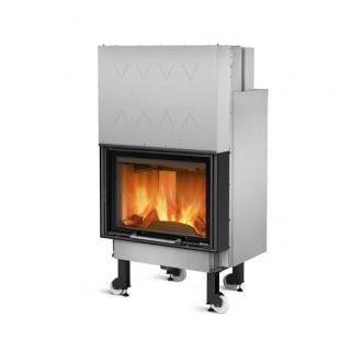 Thermo insert à bois LA NORDICA TermoCamino WF Plus DSA 20 kW