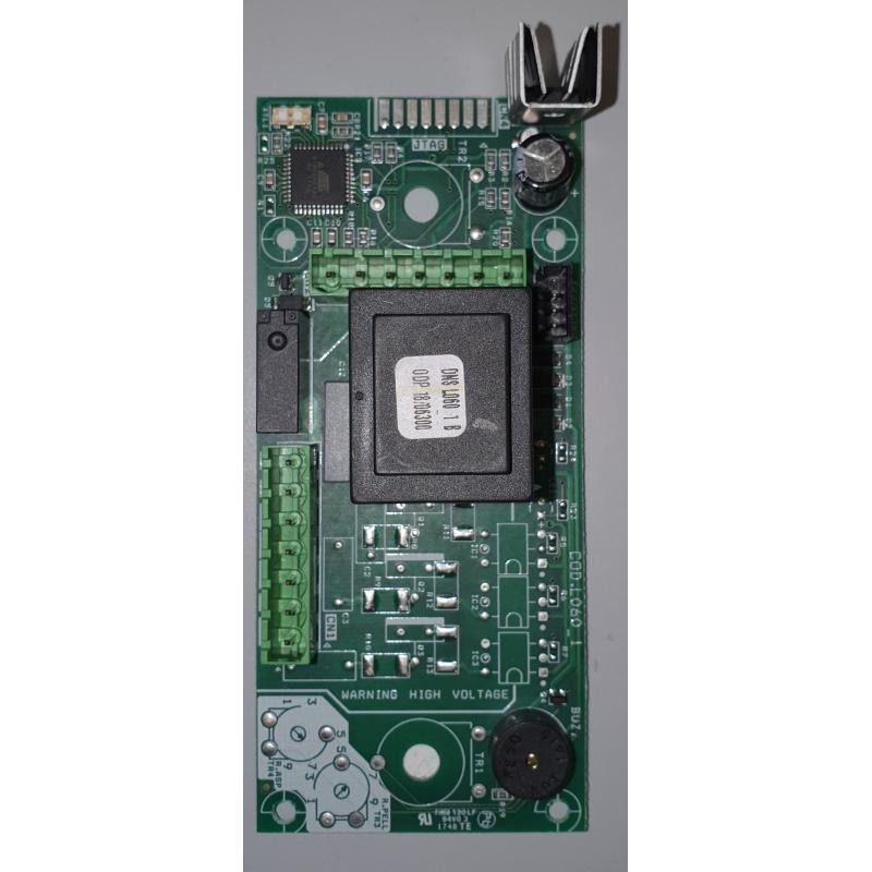 Carte électronique réservoir granules EVACALOR