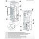 Poêle à granules ventilé étanche - EXTRAFLAME Debby 9 kW
