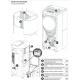 Poêle à granules thermo hydraulique - EXTRAFLAME Duchessa Idro Steel 12 kW
