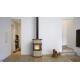 Poêle à bois céramique - LINCAR Monella 184 10.5 kW