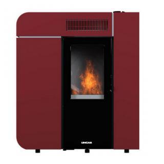 Poêle à granules ventilé - LINCAR Gemma 6.5 kW