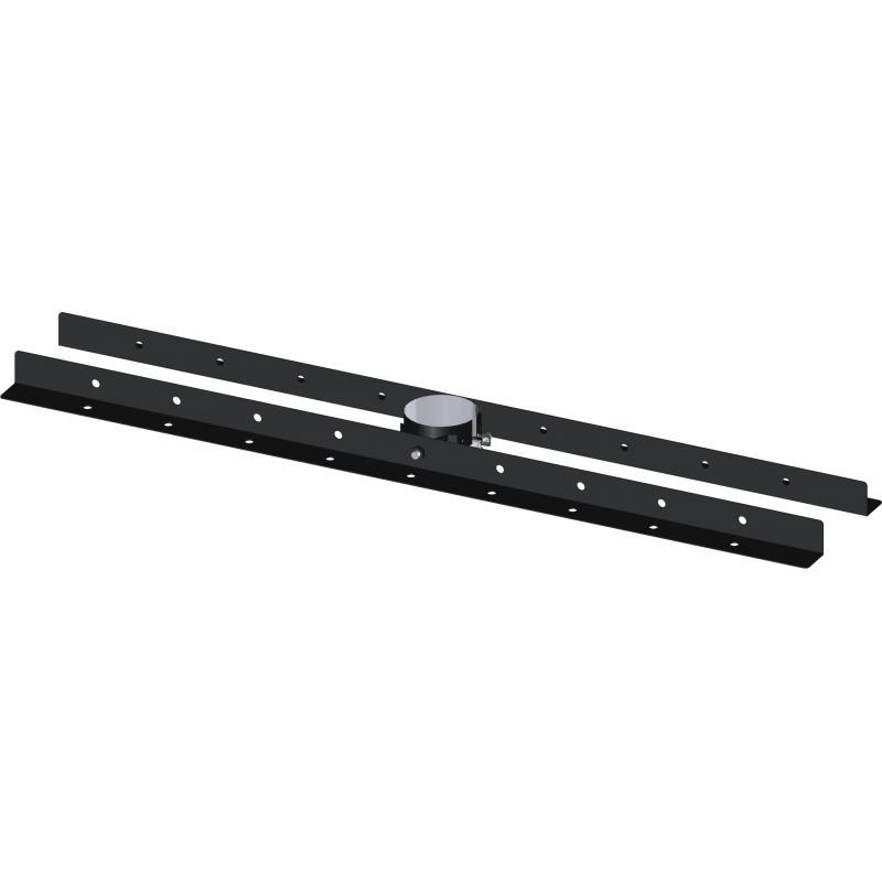 Support de toit avec profil DINAK